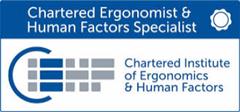 Chartered Ergonomist & Human Factors Specialist